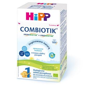 HIPP 1 BIO COMBIOTIK MLEKO POCZĄTKOWE