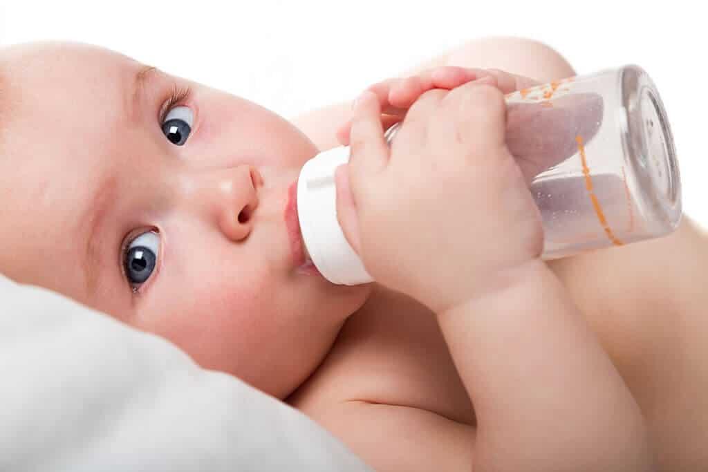 mleko modyfikowane i dziecko