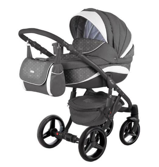 Wózek dziecięcy 3w1 Adamex Barletta