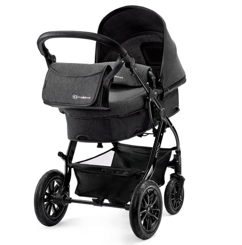 Wózek dziecięcy 3w1 Kinderkraft Moov