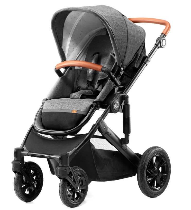 Wózek dziecięcy 3w1 Kinderkraft Prime