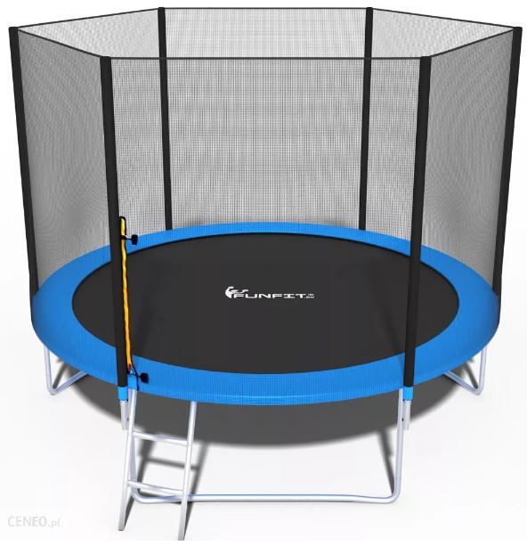 Funfit trampolina składana