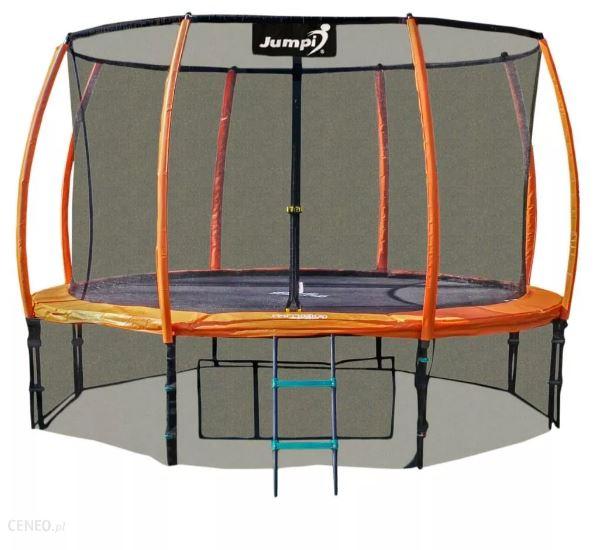 Jumpi trampolina ogrodowa z wewnętrzną siatką