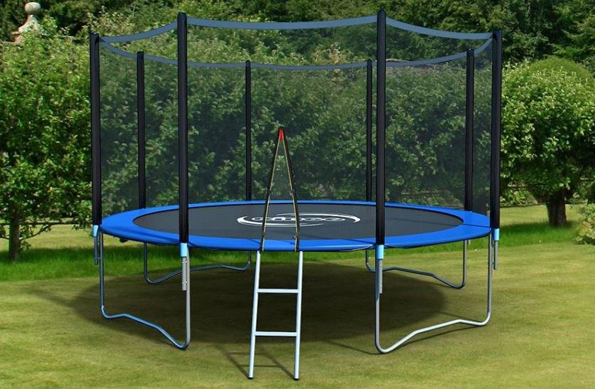 najlepsza trampolina dla dzieci