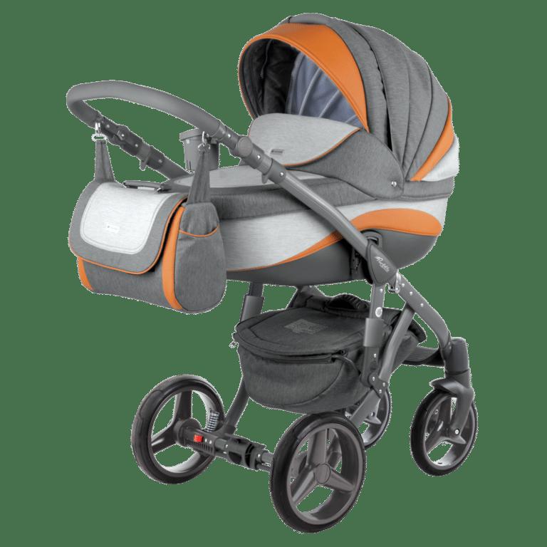 wózek Adamex Barletta 2w1