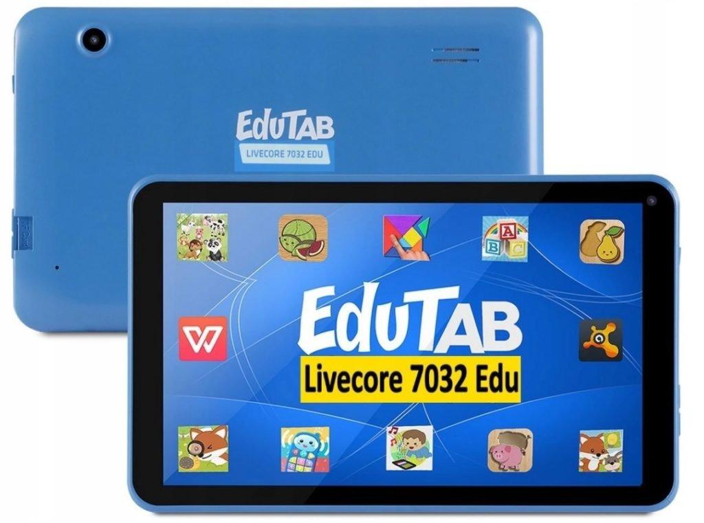 Tablet dla dziecka Overmax Edutab 3
