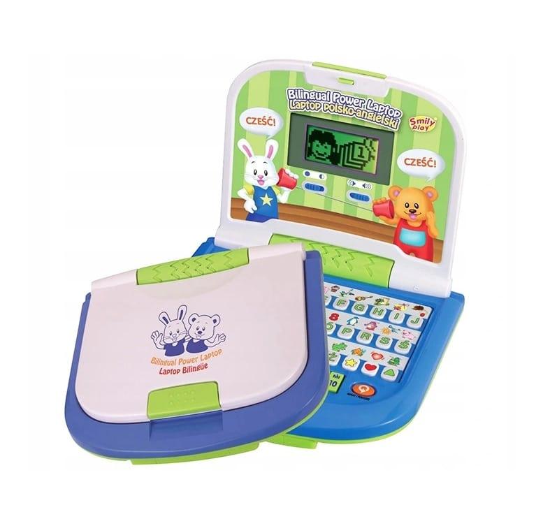 Tablet dla dziecka dwujęzyczny Smily Play