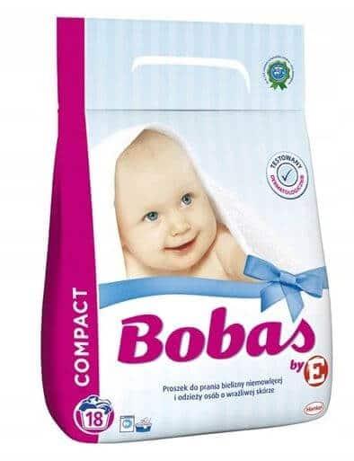 Bobas Proszek do prania dla niemowląt
