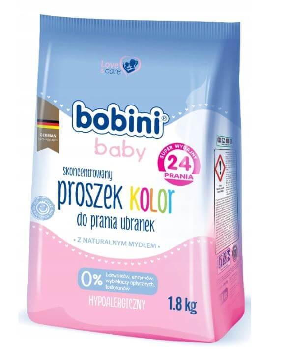 Bobini Baby Proszek do prania dla niemowląt
