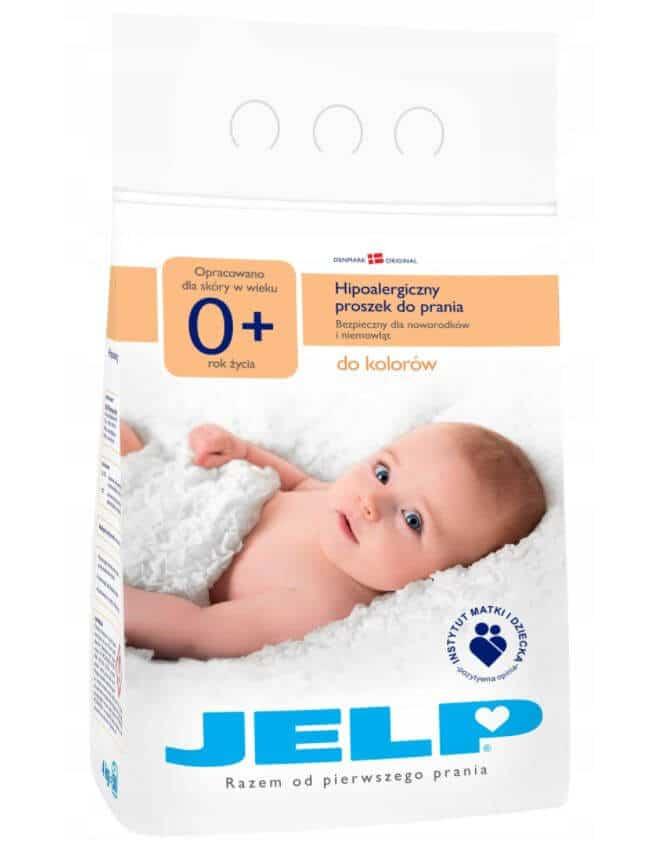 Jelp Proszek do prania dla niemowląt