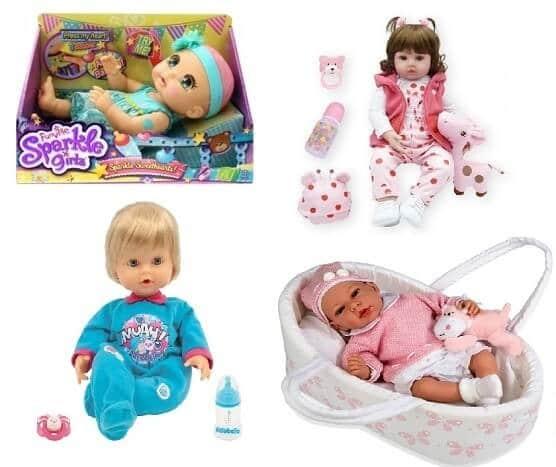 lalki dla 2 latki