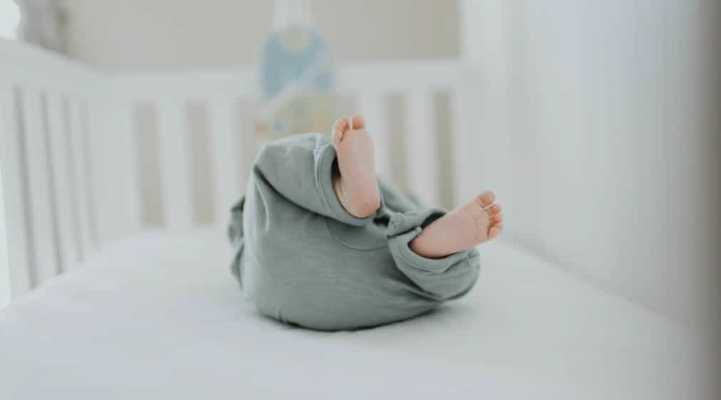 materac dla niemowlaka