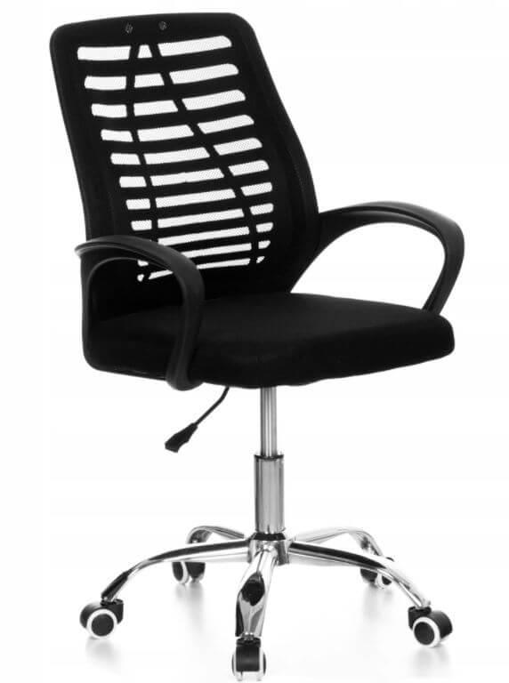 Fotel dziecięcy młodzieżowy krzesło obrotowe
